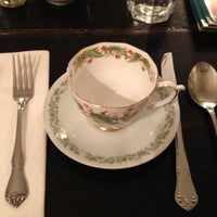 Photo taken at Alice's Teacup Chapter II by Monica E. on 12/10/2012