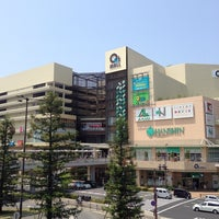 Photo taken at Amagasaki Q's Mall by yskw t. on 5/25/2014