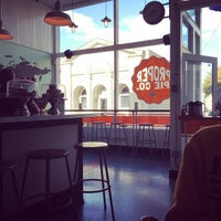 Photo taken at Proper Pie Co. by Darrell T. on 10/23/2014