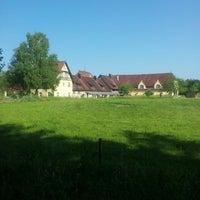Photo taken at Gut Sonnenhausen by Slobodanka T. on 6/20/2013