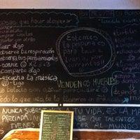 Foto tomada en Café El Mar - Tiendita enbioverde por Menchu el 12/2/2012
