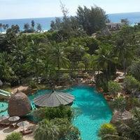 Photo taken at Mövenpick Resort & Spa Karon Beach Phuket by Nehir K. on 8/27/2013