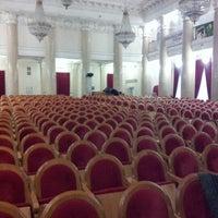 Photo taken at Концертный зал у Финляндского вокзала by Dmitriy M. on 11/15/2012