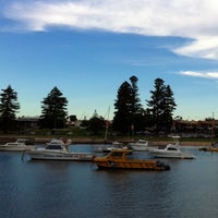 Photo taken at Shellharbour by Bill G. on 4/26/2014