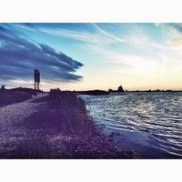 Photo taken at Pärnu Jahisadam by Antonionni S. on 7/18/2013