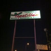 Photo taken at Taqueria Tepatitlan by Derek L. on 9/24/2012