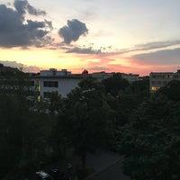 Das Foto wurde bei Park Inn by Radisson Berlin City West von Minna B. am 7/16/2018 aufgenommen