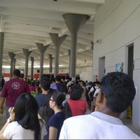 Photo taken at CLC Concourse by Shahrom Y. on 3/12/2013