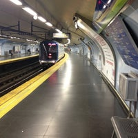 Photo taken at Metro Quintana by Angel L. on 9/3/2013