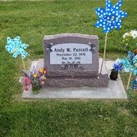 Photo taken at Lehi Cemetery by #utahbrad on 5/28/2013