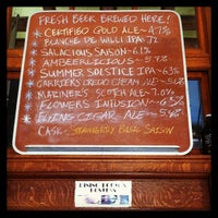 Photo taken at Willimantic Brewing Co. by Willimantic B. on 6/28/2013