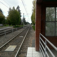 Photo taken at TriMet E 122nd Ave MAX Station by Chuff T. on 9/27/2016