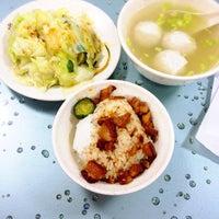 Photo taken at 台灣蔡虱目魚專賣店-楊梅店 by Ivana L. on 5/4/2015