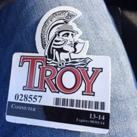 Photo taken at Troy University Dothan by Tyler B. on 9/26/2013