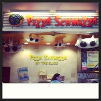 Photo taken at Pizza Schmizza by Sharon F. on 7/8/2013