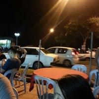 Photo taken at Batu Lintang Seafood by Gary s. on 7/20/2013