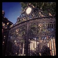 Photo taken at Brown University by Annalise N. on 9/23/2012
