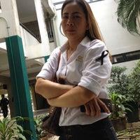 Photo taken at มหาวิทยาลัยราชภัฏนครปฐม (Nakhon Pathom Rajabhat University) NPRU by Chanyaphak Y. on 12/3/2016