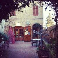 Photo taken at Trattoria Latte di Luna by Natalia K. on 1/12/2013
