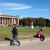 9/23/2012 tarihinde Natalia K.ziyaretçi tarafından Lustgarten'de çekilen fotoğraf