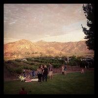 Das Foto wurde bei Orfila Vineyards and Winery von LiveFit F. am 9/22/2012 aufgenommen