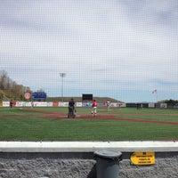 Photo taken at Linda K. Epling Stadium by Randy H. on 5/2/2013
