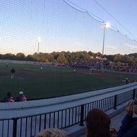 Photo taken at Linda K. Epling Stadium by Randy H. on 7/5/2014