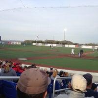 Photo taken at Linda K. Epling Stadium by Randy H. on 4/26/2013