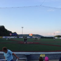 Photo taken at Linda K. Epling Stadium by Randy H. on 6/28/2014