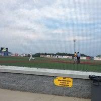 Photo taken at Linda K. Epling Stadium by Randy H. on 7/9/2013