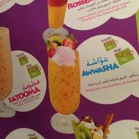 Photo taken at Latifa Café by Abdullah A. on 9/11/2013
