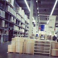 Photo taken at IKEA by Martin B. on 1/3/2013