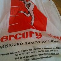 Photo taken at Mercury Drug - Walter Mart by Aicee B. on 2/22/2014