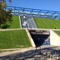 Photo taken at AccorHotels Arena by Pascale U. on 10/31/2013