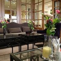 Photo taken at Hôtel Baltimore by Pascale U. on 5/17/2013
