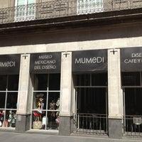 Foto tomada en Museo Mexicano Del Diseño (MUMEDI) por Beto S. el 2/13/2013