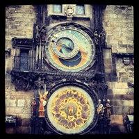 6/10/2013 tarihinde Kristina L.ziyaretçi tarafından Eski Şehir Meydanı'de çekilen fotoğraf