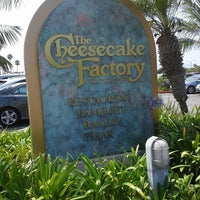 Photo taken at The Cheesecake Factory by Cory L. on 8/11/2013