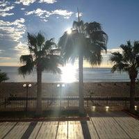 Photo taken at Mediterranean Resort Hotel by Emre G. on 11/12/2012