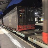 Photo taken at Stazione di Bellinzona by Paul S. on 9/15/2017