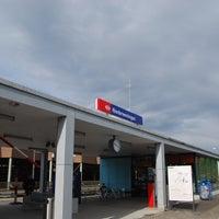 Photo taken at Bahnhof Niederweningen by Paul S. on 9/27/2013