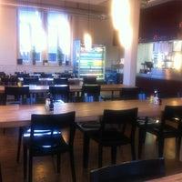 Photo taken at SBB Restaurant RB Biel by Paul S. on 8/8/2013
