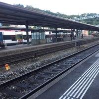 Photo taken at Stazione di Bellinzona by Paul S. on 6/30/2017