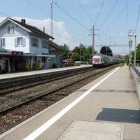 Photo taken at Bahnhof Winterthur Seen by Paul S. on 10/2/2013