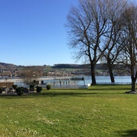 Photo taken at Uferpromenade Hemmenhofen by Paul S. on 3/26/2016