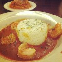 Photo taken at French Quarter Cafe by Jennifer C. on 3/2/2013