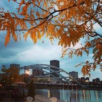 Photo taken at City of Rochester by Jennifer C. on 9/30/2013