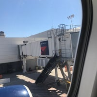 Photo taken at Gate A29 by Ed B. on 6/11/2017