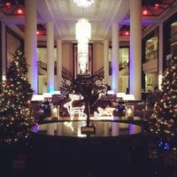 Снимок сделан в Corinthia Hotel St.Petersburg пользователем Shonika 12/21/2012