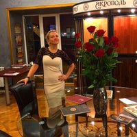 Снимок сделан в Императорский Паркет пользователем ❤Любовь В. 10/29/2014